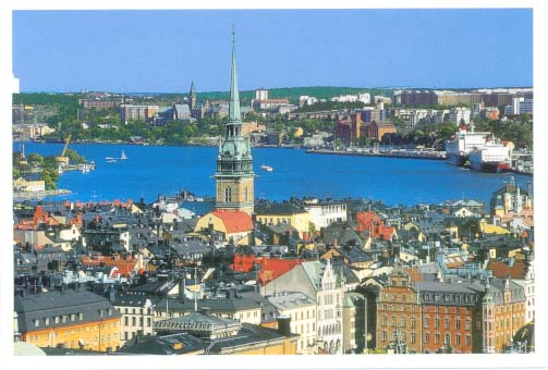 Radio Sweden Stockholm