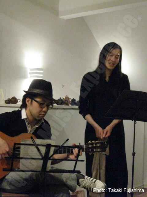 鹿嶋敏行さんと久保田浩之さん2