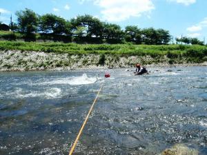 2011.07.10保津川トレーニング 017a