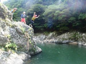 2011.07.17保津川ラフティング 167a