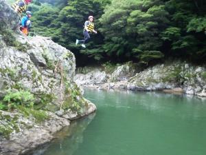 2011.07.18保津川ラフティング 359a