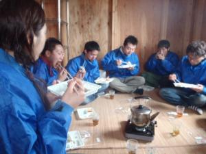 2012.04.22保津川ラフティング 007a