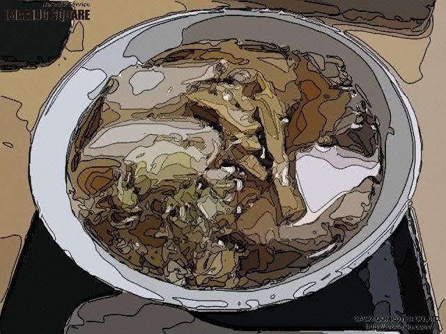 七郎02(シルクスクリーン)