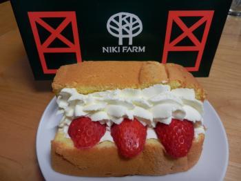 いちごケーキ1