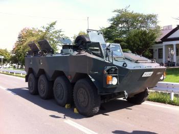装輪装甲車