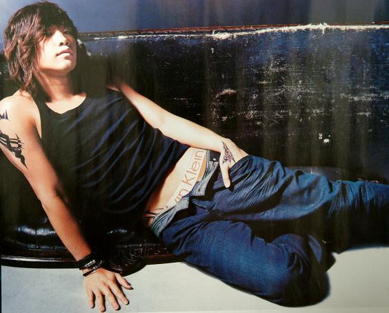 2007 Calvin Klein Jeans.