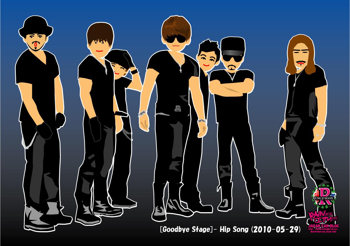 Goodbye StageHipSong2010-05-29