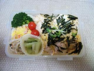 2010/11/11のお弁当