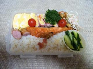 2010/11/12のお弁当
