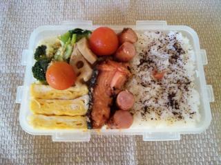 2010/11/19のお弁当