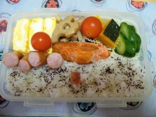 2010/11/22のお弁当