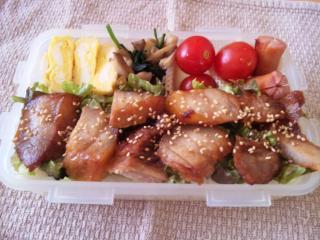 2010/11/30のお弁当