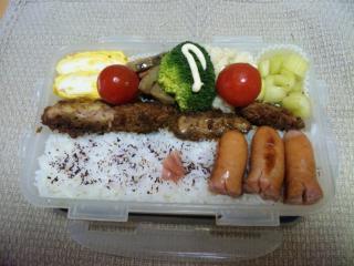 2011/12/3のお弁当