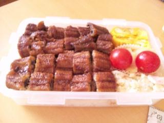 2010/12/6のお弁当
