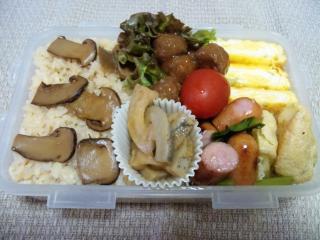 2010/12/07のお弁当