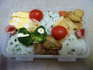 2010/12/9のお弁当