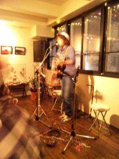 あべたくくん in musica hall cafe