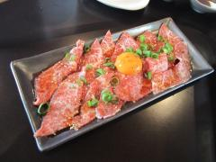 『焼肉食堂 JUICY』から『中華そば 花京 心斎橋店』へ…-2