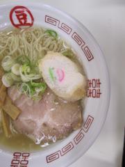 新函館ラーメン マメさん-8
