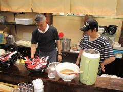 『ラーメン そらの星』 『麺家 静』 オープン1周年記念コラボイベント開催♪-7