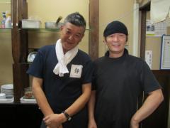 麺家 静【壱参】 ~『ラーメン そらの星』コラボつけ麺~-1