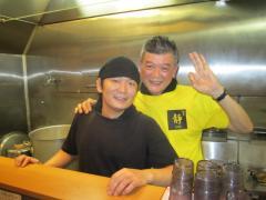 『麺家 静』&『ラーメン そらの星』コラボつけ麺イベント2nd in ラーメン そらの星♪-2