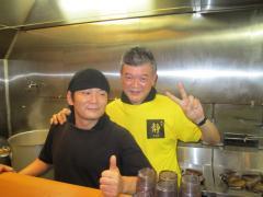 『麺家 静』&『ラーメン そらの星』コラボつけ麺イベント2nd in ラーメン そらの星♪-3