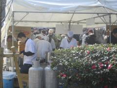 カドヤ食堂 ~とんど祭「中華そば2011とんど祭Ver」~-6