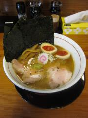 【新店】煮干らーめん 麺屋 うさぎ-5