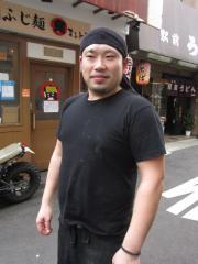 まるとら本店【参六】 ~「麺や 而今」リスペクト限定 第二章~-3