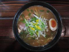 麺家 静【参七】 ~土日限定「和風豚骨魚介」~-4