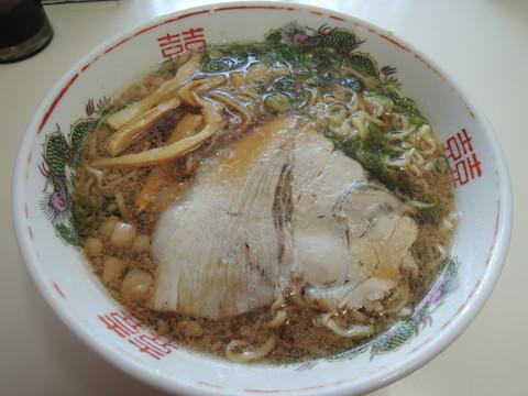 中華そば(600円)