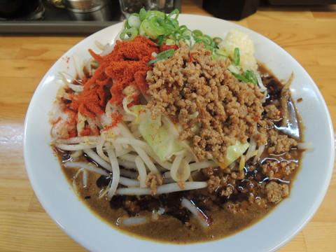 赤カラ味噌坦々麺(790円)