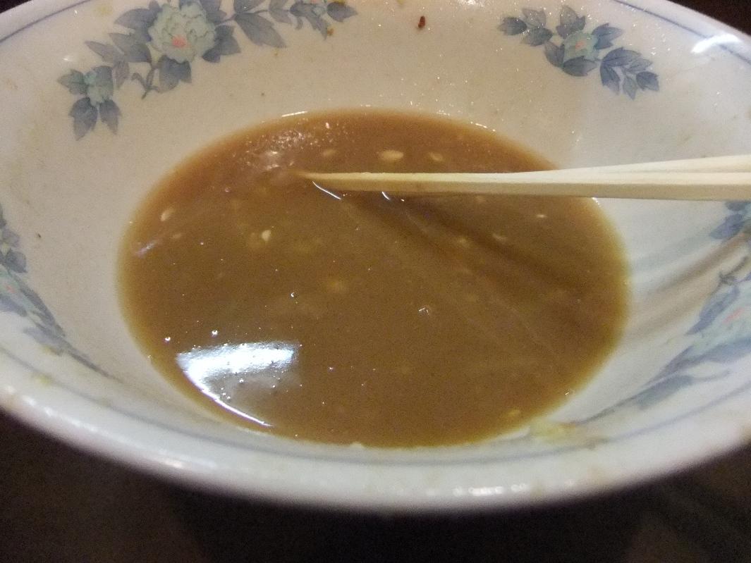 らーめん 陸:スープ 12.02.26
