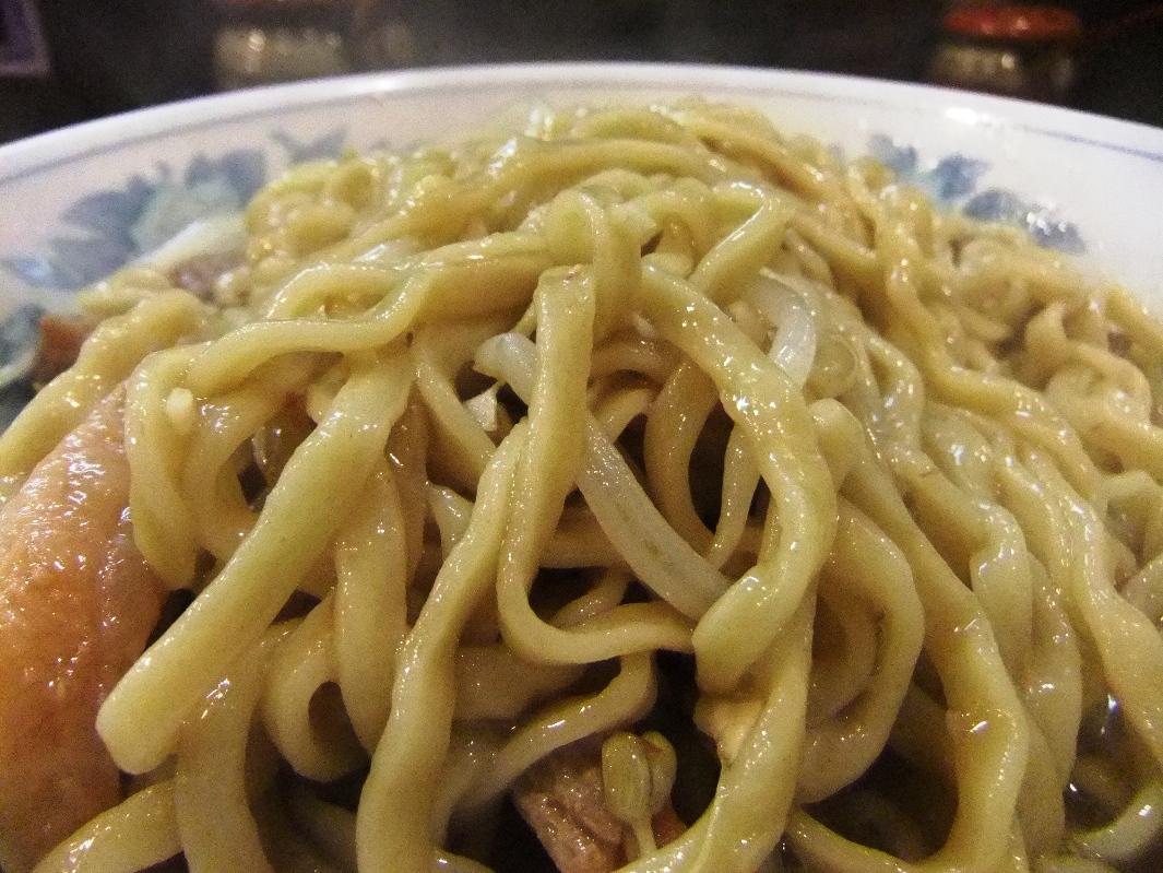 らーめん 陸:麺 12.02.26