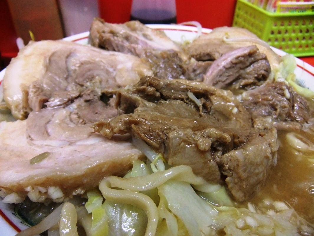 ラーメン二郎 仙台店:豚 12.03.16