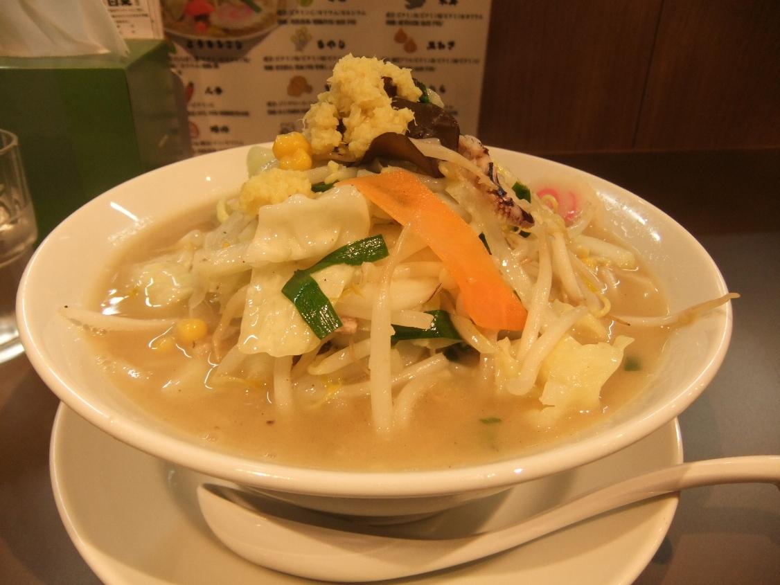 たんめん専門店 百菜:たんめん 12.05.10