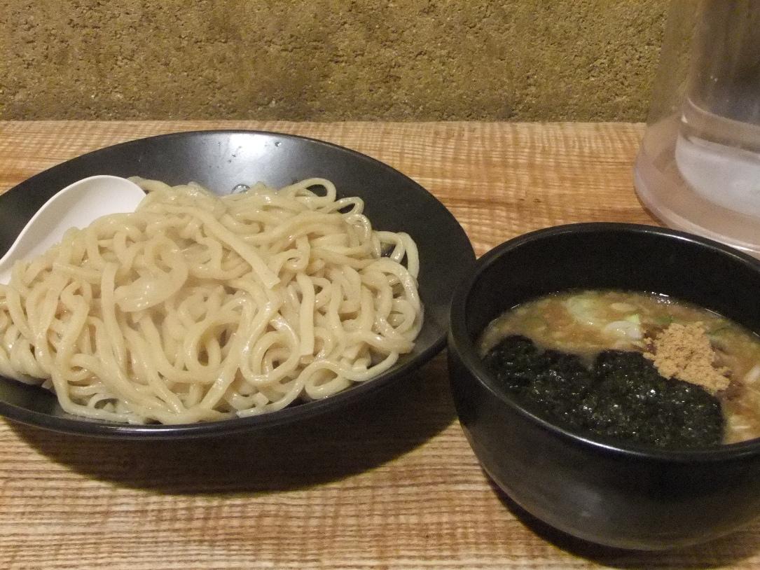 麺家 徳 アトレ川崎店:つけめん 12.06.10