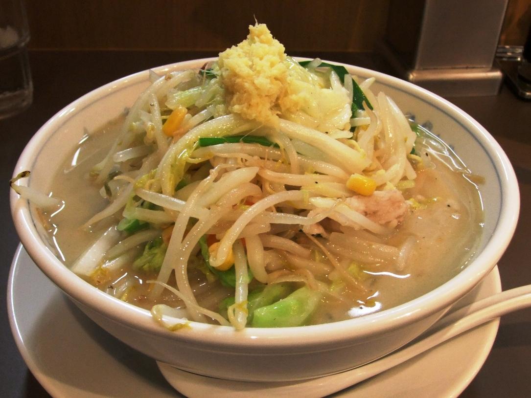 たんめん専門店 百菜:たんめん 12.07.03