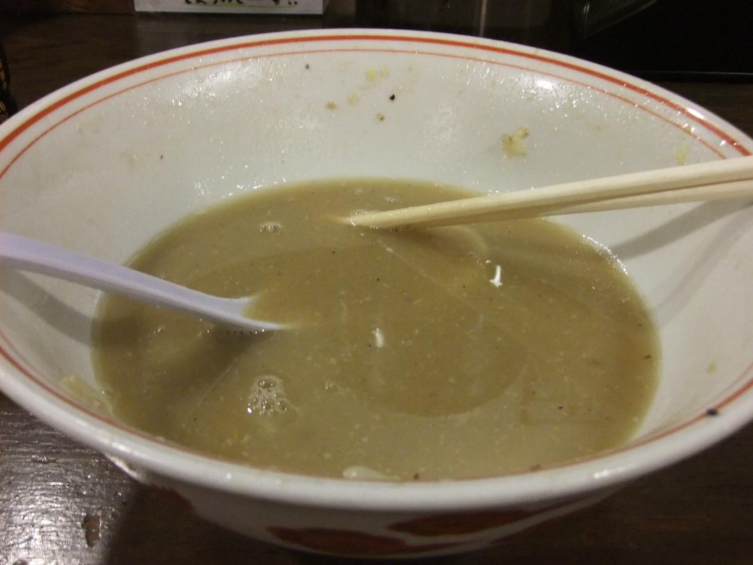 トナリ 丸の内店:スープ 12.07.06