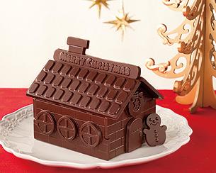 チョコの家