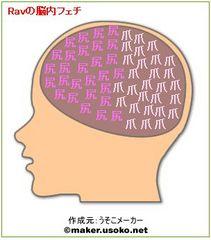 Ravの脳内フェチ