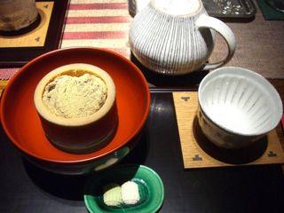 遊形のわらび餅