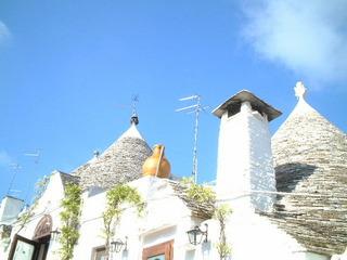 クリック!Alberobello