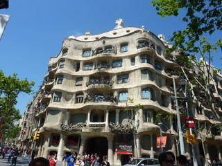 Casa Mila(La Pedrera)