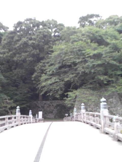 彦根城大手門橋