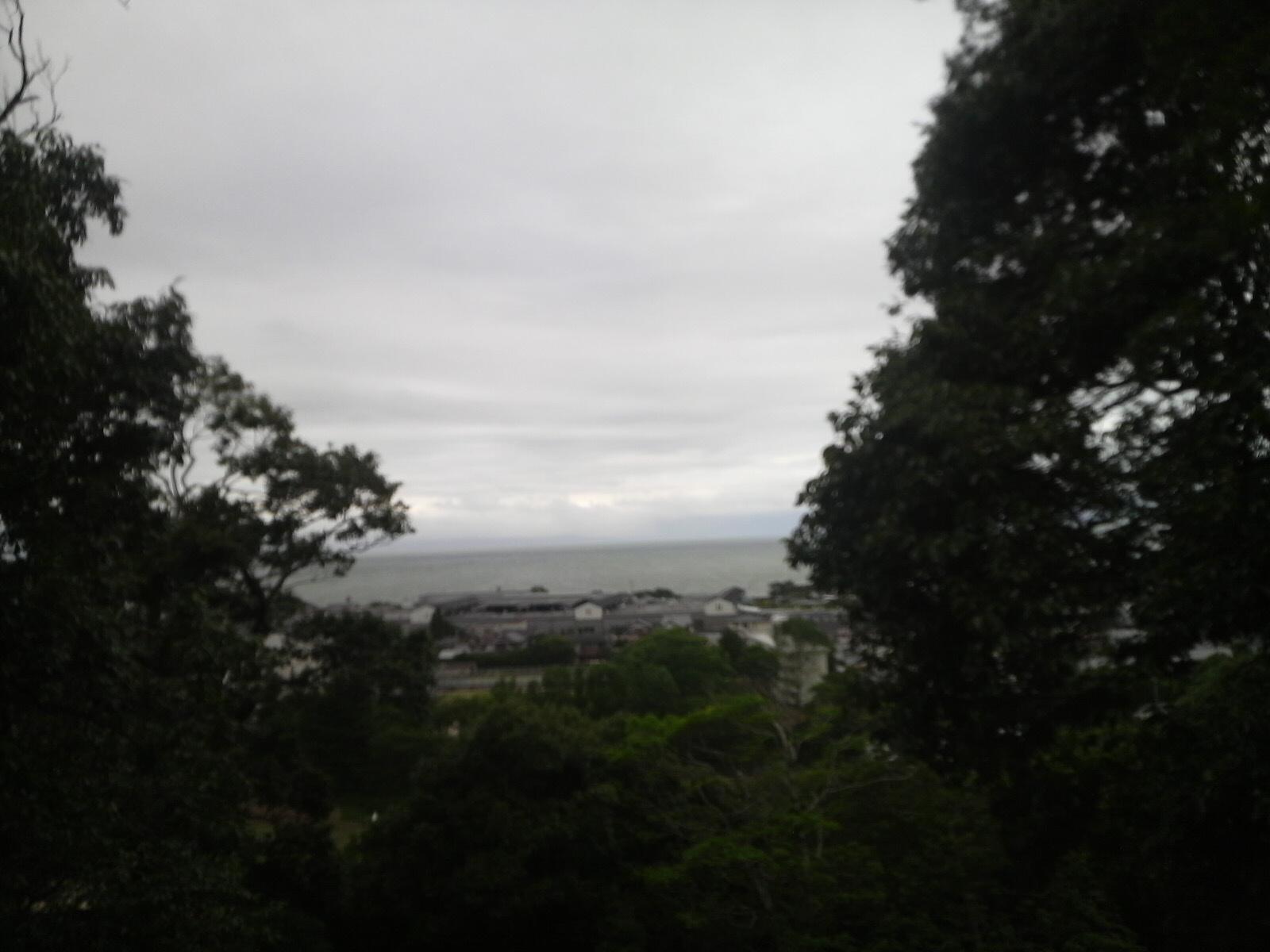 琵琶湖(彦根城)