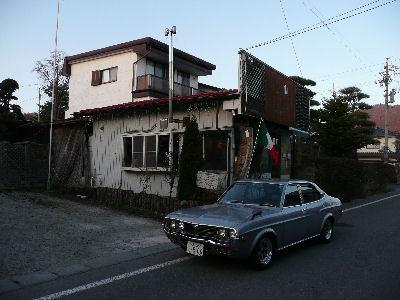 軽井沢のルーチェとルーチェ