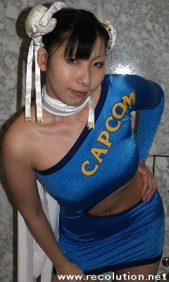 カプコンコンパニオンキャラクターズ 春麗 阿古田やえ