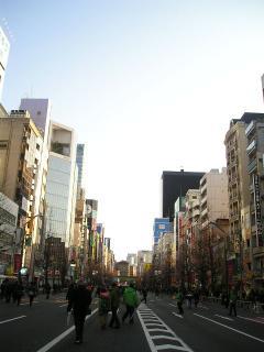秋葉原歩行者天国の風景